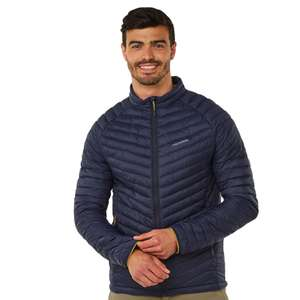 Craghoppers Mens Expolite Water Resistant Insulating Jacket £30.99 at golfbase