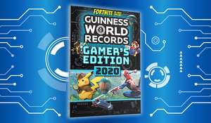 Guinness World Records Gamer's Edition 2020 - £1.99 at Sainsbury's