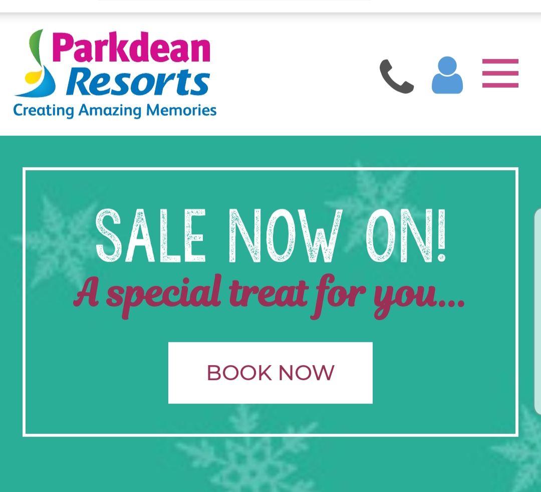 Parkdean Holidays £50 Off Breaks
