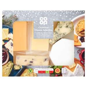 Cheese Selection £2.50 @ Coop Food Perthshire