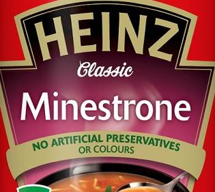 Heinz Classic Cup Soups Minestrone £0.50 - OneBelow