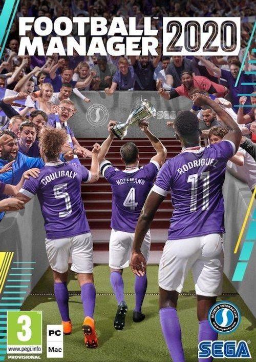 Football Manager 2020 PC (EU) £22.99 @ CDKeys
