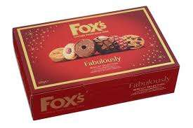 Fox's Fab Biscuits 550g £2 @ Coop Food Bridge of Earn