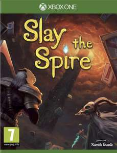 Slay the Spire (Xbox one) £15.99 with gold @ Microsoft store