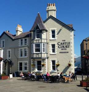 Beaumaris accommodation with breakfast for £60 (Various dates until March)