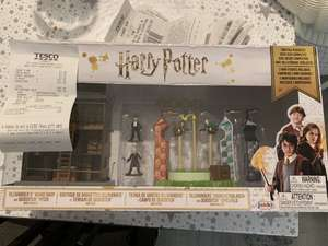 Harry Potter Quidditch Playset £10 @ Tesco