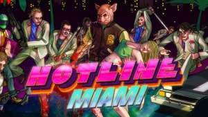 [Steam] Hotline Miami (PC) - £1.04 / Hotline Miami 2: Wrong Number - £2.99 @ Fanatical
