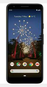 GOOGLE Pixel 3a - 64 GB, Just Black £349 @ Currys eBay store