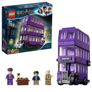 LEGO 75957 Harry Potter Knight Bus Toy, Triple-decker Collectible Set £24.07 (£23.61 With fee free card) @ Amazon Italy