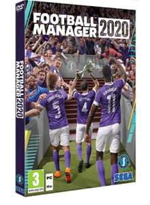 (PC) Football Manager 2020 - £21.85 @ ShopTo