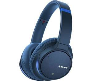 SONY WH-CH700N Wireless Bluetooth Noise-Cancelling Headphones - Blue - £71 @ eBay / Currys