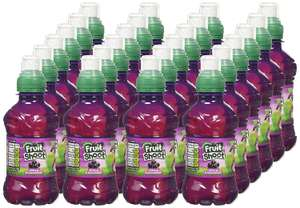 Robinsons Fruit Juice Apple & Blackcurrant, 200 ml (Pack of 24) £4.50 at Amazon (Add-on item) only £4.27 with subscribe and save