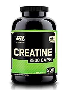 Optimum Nutrition Creatine 2500 mg Capsules - £21.95 @ Amazon