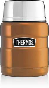 Thermos Stainless King Food Flask, Copper, 470 ml now £13.33 (Prime) + £4.49 (non Prime) at Amazon
