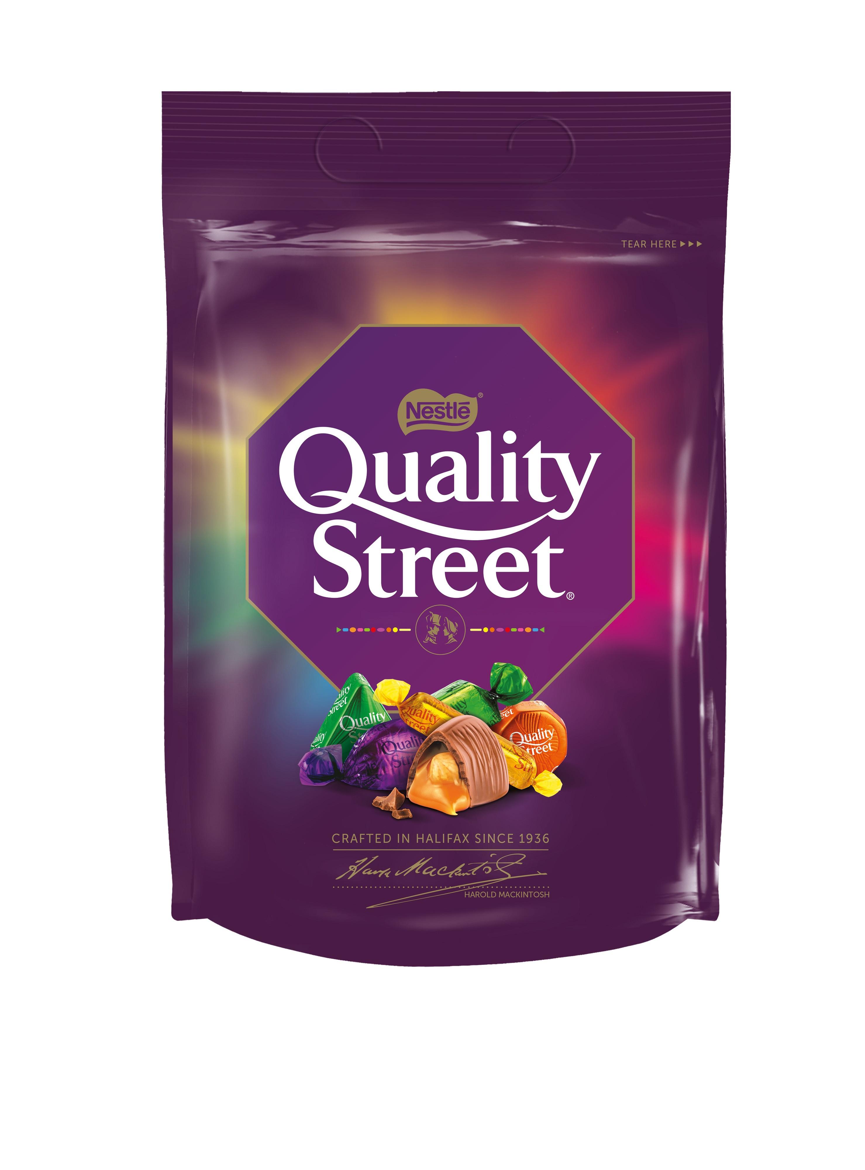 Quality Street 450g Pouch - £1.95 Instore @ Co-op Food (Bridge of Earn)