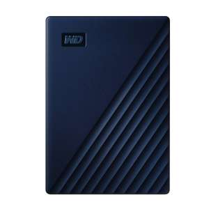 WD 5TB My Passport for Mac Portable Hard Drive – Time Machine ready with Password Protection for £90.99 Delivered @ Amazon UK