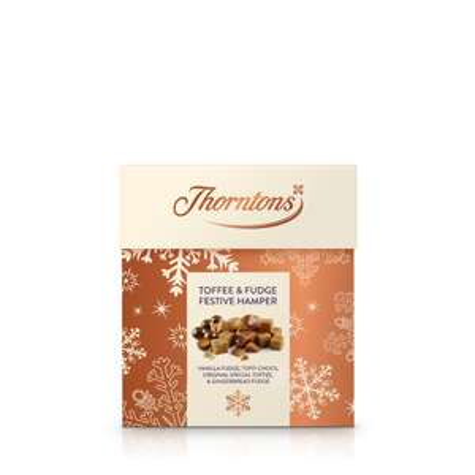 Thorntons Toffee Fudge Festive Hamper (575g) £2.70 + £3.95 postage