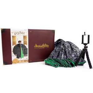 Harry Potter Deluxe Invisibility Cloak £21 Delivered With Code @ Debenhams