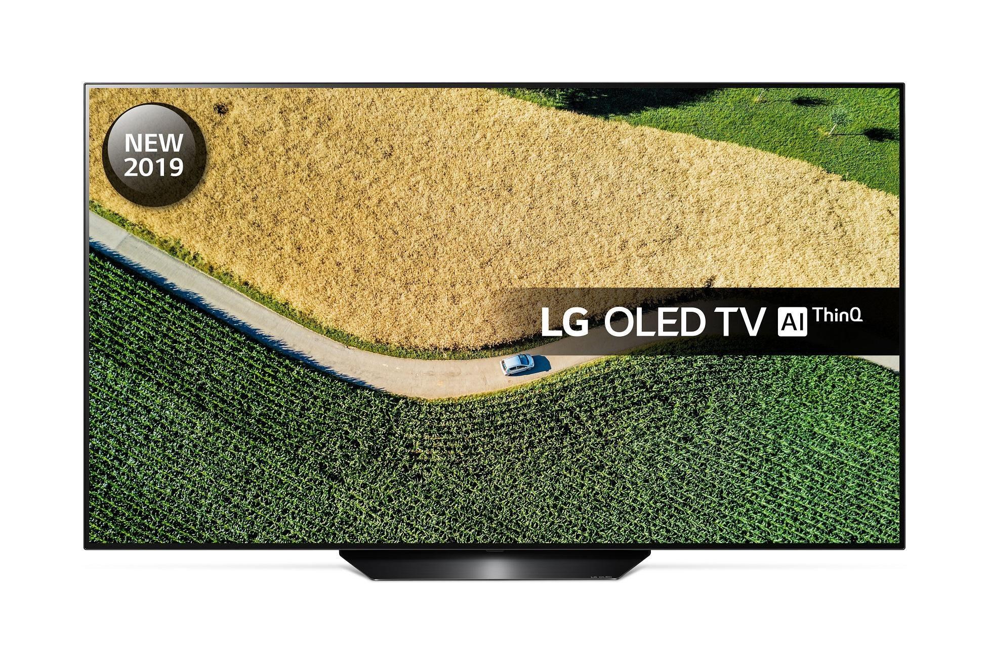LG OLED55B9PLA 55 inch OLED 4K Ultra HD HDR Smart TV £1079 Richer Sounds
