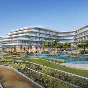 JA Lake View 5* Dubai hotel, Sep 20, £80pppn total £1120 a week for two persons All Inclusive at Travel Republic