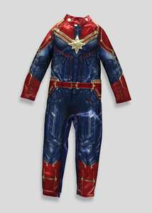 Captain Marvel costume £5 Matalan free click & collect