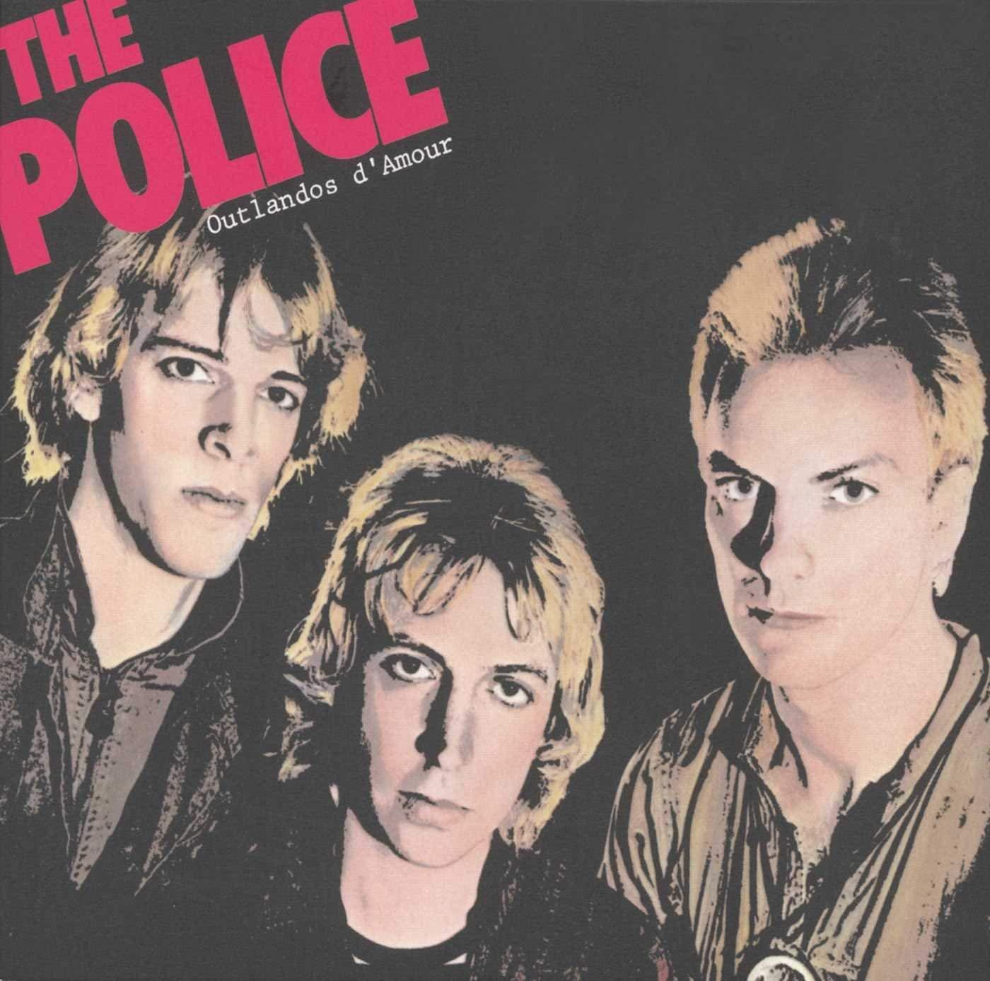 The Police - Outlandos D'Amour [VINYL] Limited Edition LP now £9.99 (Prime) + £2.99 (non Prime) at Amazon