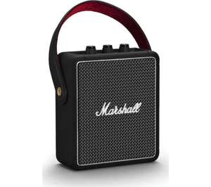 MARSHALL Stockwell II Portable Bluetooth Speaker - Black now £99 delivered at Currys