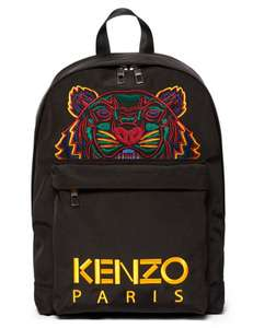 Men's Kenzo Tiger Canvas Backpack £90 + £5.49 delivery at Diffusion
