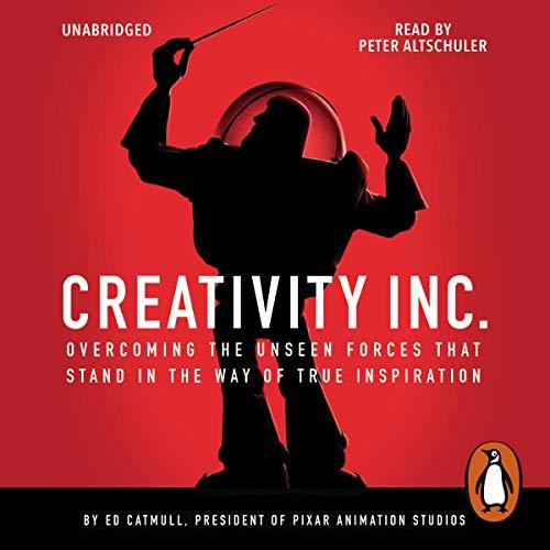Creativity Inc. (The story of Pixar) - 99p Kindle Edition @ Amazon