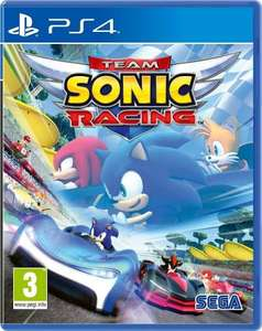 Team Sonic Racing on Xbox One / PS4 - £16.99 (free delivery for account holders and free click and collect) @ Smyths