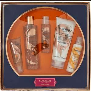 SANCTUARY SPA Lavish Luxuries Gift Set £10.00 + £1.99 click and collect @ TK Maxx