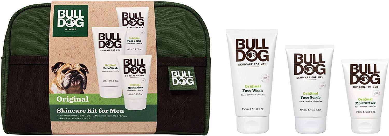 Bulldog Skincare Original Skincare Kit for £6.99 (Prime) / £11.48 (Non Prime) delivered @ Amazon
