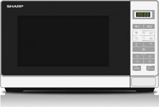 Sharp R220WM 20 Litre Microwave - White - £49 @ AO