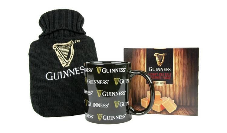 Guinness Hot Water Bottle & Hot Chocolate Mug £5 @ Argos