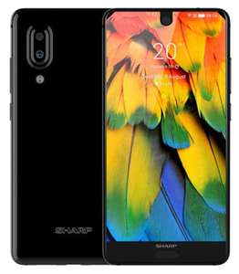 SHARP AQUOS C10 S2 4GB RAM 64GB Smartphone for £71.96 (new users £69.66) delivered @ AliExpress Deals / X SHOW Store