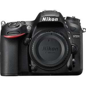 Nikon D7200 Body at Currys - £494.74 (Oxford Street)