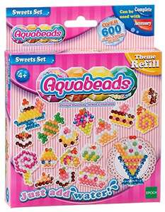 Aquabeads themed refill sweets (600 beads) - £2 @ poundland (Slough)