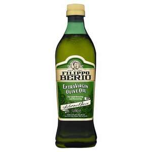 Filippo Berio Extra Virgin / Mild & Light Olive Oil 1Ltr - £4 @ Tesco