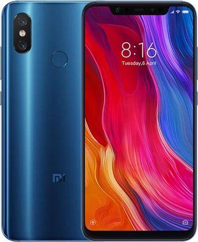 Xiaomi Mi 8 (6GB+64GB) Blue, Unlocked Smartphone In B Condition £165 @ cex
