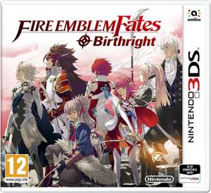 Fire Emblem Fates: Birthright (Nintendo 3DS) £12.95 Delivered @ The Game Collection