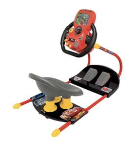 Disney Cars v8 driver simulator for ages 3+ £25 @ B&M (Pudsey)