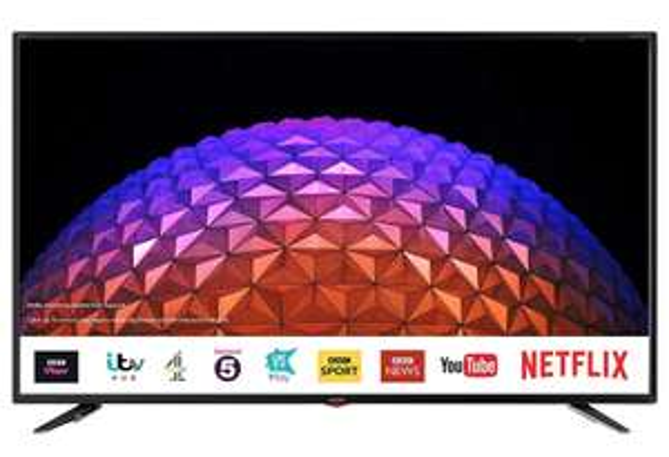 "55"" sharp 4K UHD smart LED tv. Freeview freesat - £299.99 instore only @ Sonic Direct"