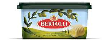 2 x 500g Bertolli Original Spread, £1.50. Heron Foods Abbey Hulton