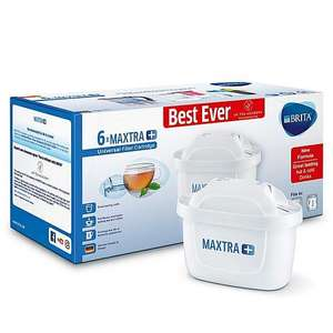 Brita Maxtra+ Pack of 6 Universal Filter Cartridges now £19.43 at Dunelm