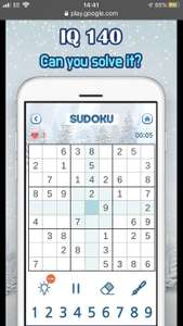 Sudoku Deluxe - Free @ Google Play