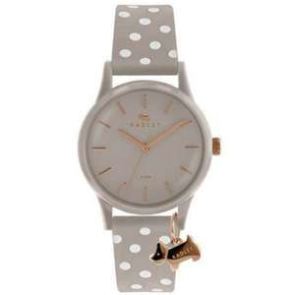 Radley Ladies Grey Silicone Strap Watch £29.99 + Free click & collect @ Argos