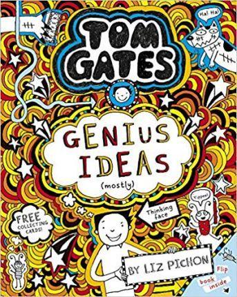 Tom Gates: Genius Ideas - £3.53 @ Book Depository free delivery no minimum spend