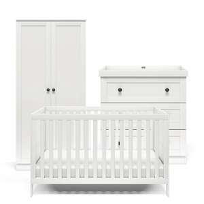 Silver cross Bromley nursery set 50% discount - £549.50 @ Silver Cross Baby