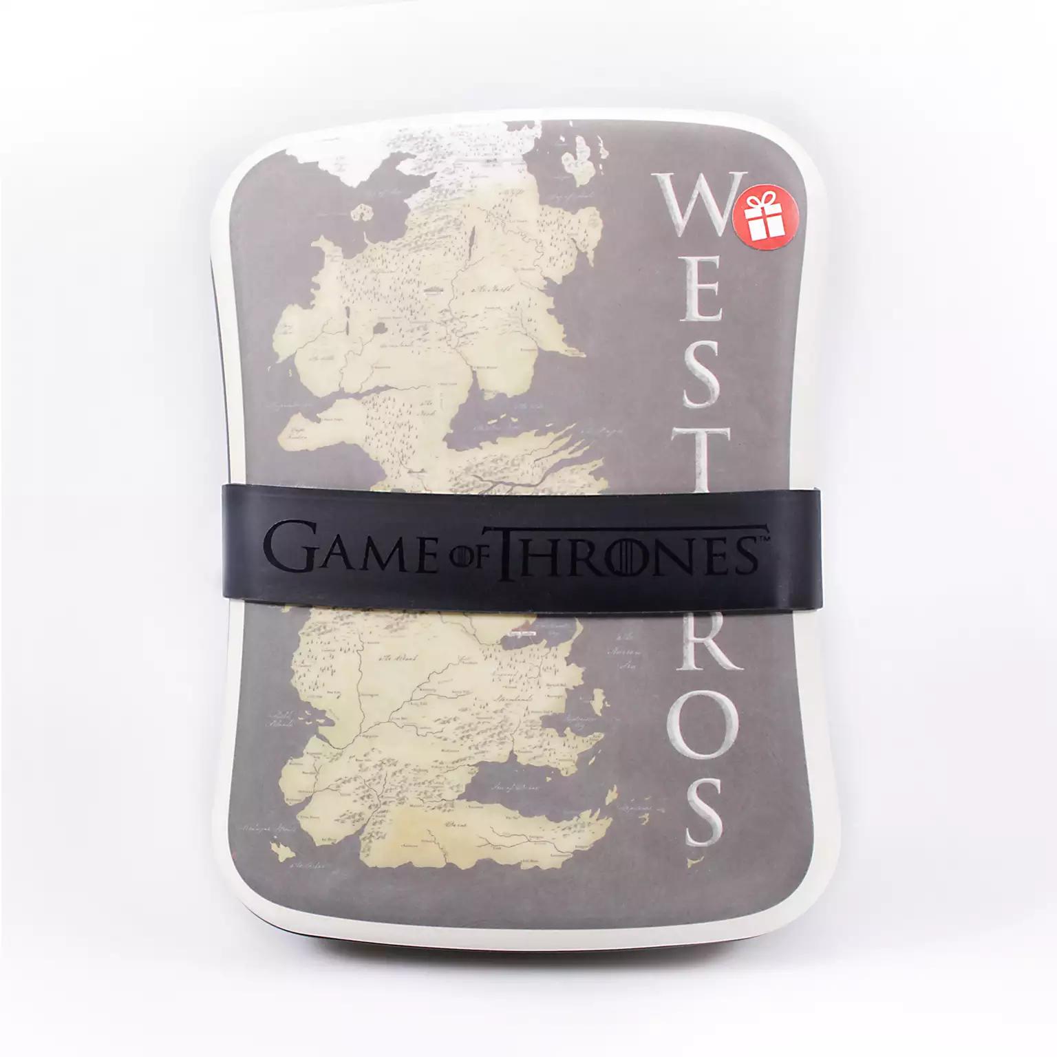 Game of Thrones - Westeros Map Lunch Box £3 @ Debenhams