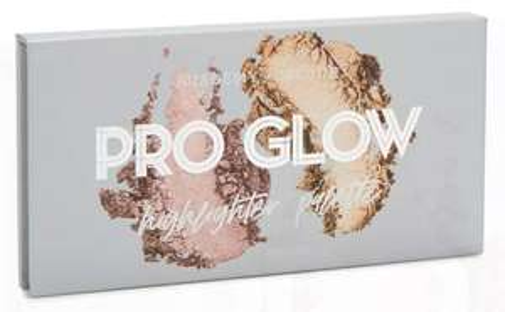 Academy of Colour - Pro Glow Highlighter Palette £1.80 at Debenhams